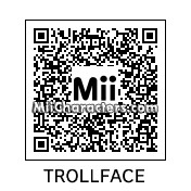 QR Code for Troll Face by pokefan648