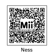 QR Code for Ness by s0yka