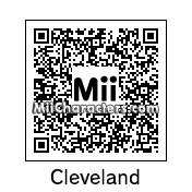 QR Code for Cleveland Brown by eldani008