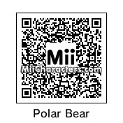 QR Code for Polar Bear by ROB KNAPP