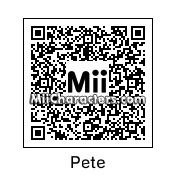 QR Code for Pete Wentz by myra109