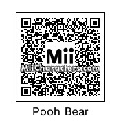 QR Code for Winnie the Pooh by ROB KNAPP