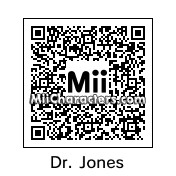 QR Code for Indiana Jones by Raysa 5.0