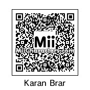 QR Code for Karan Brar by Rio 9