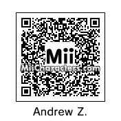 QR Code for Andrew Zimmern by Rio 9