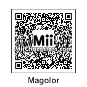 QR Code for Magolor by Rio 9