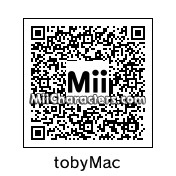 QR Code for tobyMac by Rio 9