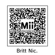 QR Code for Britt Nicole by Rio 9