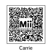 QR Code for Carrie Bradshaw by Krystal