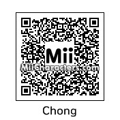 QR Code for Tommy Chong by Tocci