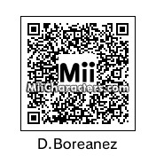 QR Code for David Boreanaz by celery