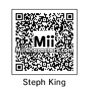 QR Code for Stephen King by celery