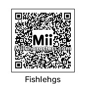 QR Code for Fishlegs by SAE