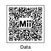 QR Code for Data by celery