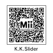 QR Code for K.K. Slider by J1N2G