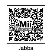 QR Code for Jabba the Hutt by Ninmoi