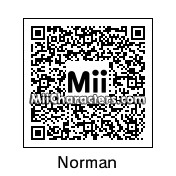 QR Code for Norman Reedus by ghostboy