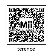 QR Code for Red Big Angry Bird (Terence) by feli lokillo