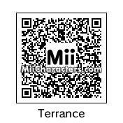 QR Code for Terrance by Prince P