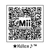QR Code for Killer by Killer is cool
