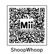 QR Code for Shoop Da Whoop by Killer is cool