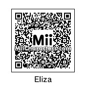 QR Code for Eliza by Eben Frostey