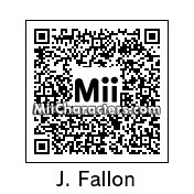 QR Code for Jimmy Fallon by Andy Anonymous