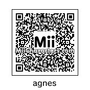 QR Code for Agnes by molly1367