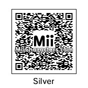 QR Code for Silver the Hedgehog by Silverven131