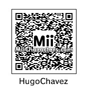 QR Code for Hugo Chavez by celery