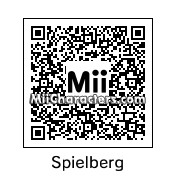 QR Code for Steven Spielberg by celery
