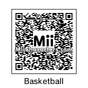 QR Code for Basketball by kool aid