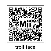 QR Code for Troll Face by djgaymer98