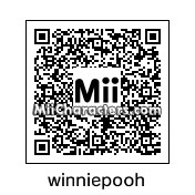 QR Code for Winnie the Pooh by djgaymer98