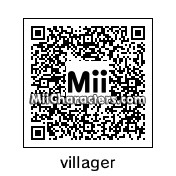 QR Code for Villager by djgaymer98