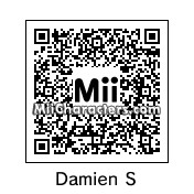 QR Code for Damien Sandow by MCRMY119