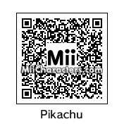 QR Code for Pikachu by KNG Keegan