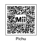 QR Code for Pichu by KNG Keegan