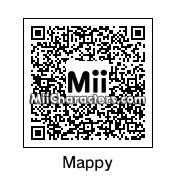 QR Code for Mappy by KNG Keegan