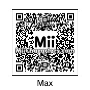 QR Code for Blue Max by KNG Keegan