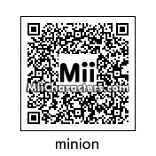 QR Code for Minion by miifactory