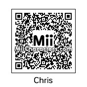 QR Code for Chris McLean by Max D