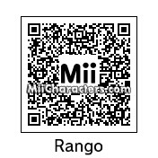 QR Code for Rango by Tristan Groff