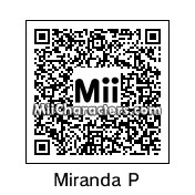 QR Code for Miranda Priestly by bucky