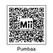 QR Code for Pumbaa by grimjabari