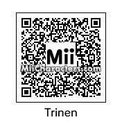 QR Code for Bill Trinen by Aldria