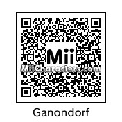 QR Code for Ganondorf by ConstableLemon