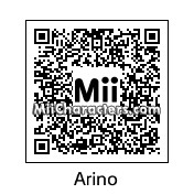 QR Code for Shinya Arino by ConstableLemon