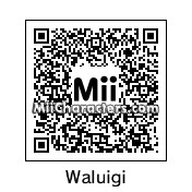 QR Code for Waluigi by ConstableLemon