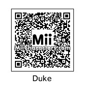 QR Code for Duke Nukem by ConstableLemon